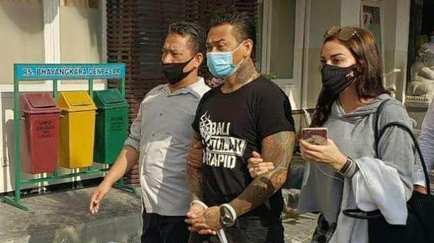 Bali musician Jerinx gets 14 months in jail for hate speech against doctors association