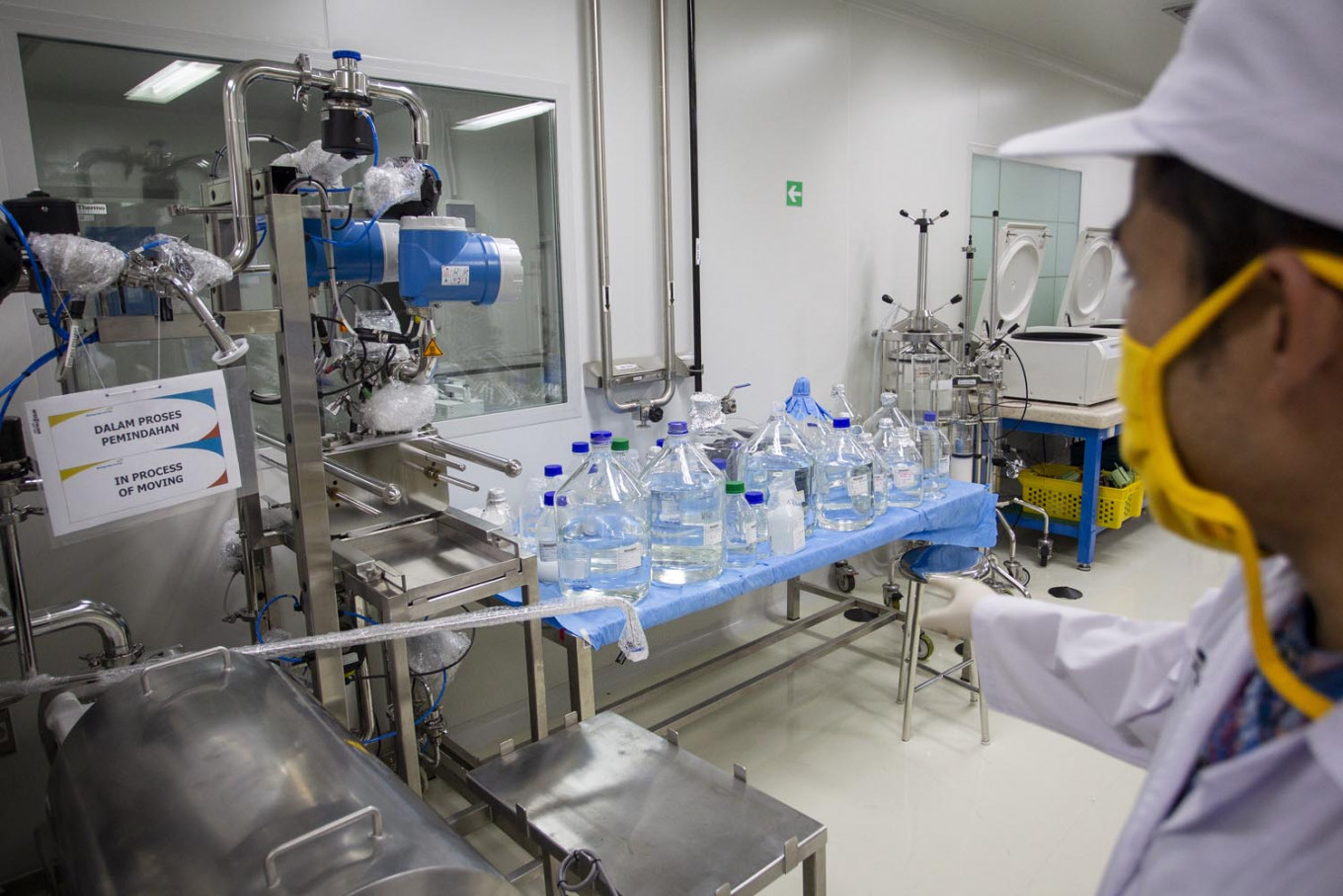 BPOM drafts accelerated 'road map' for Merah Putih vaccine production by 2021