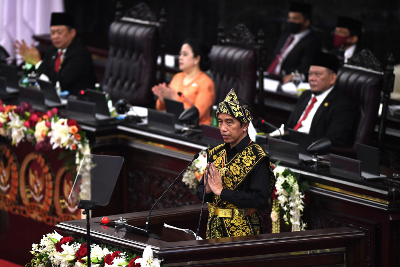 We must take a big leap: Jokowi seeks major transformation out of crisis