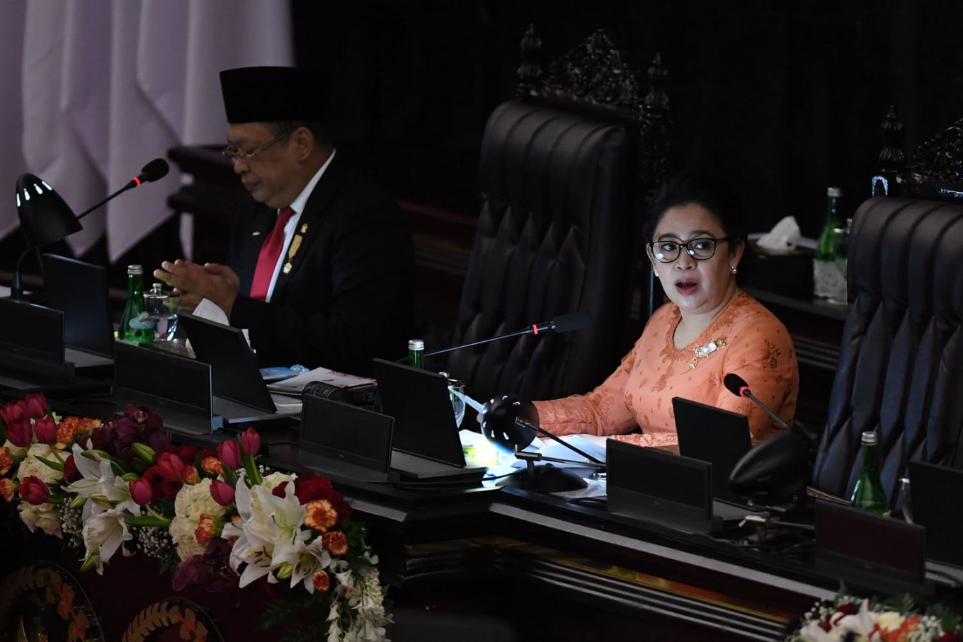 Speaker Puan Maharani claims House 'transparent' in deliberating every bill