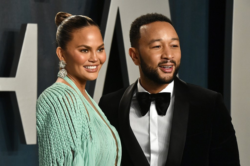John Legend's heartwarming message to wife after miscarriage