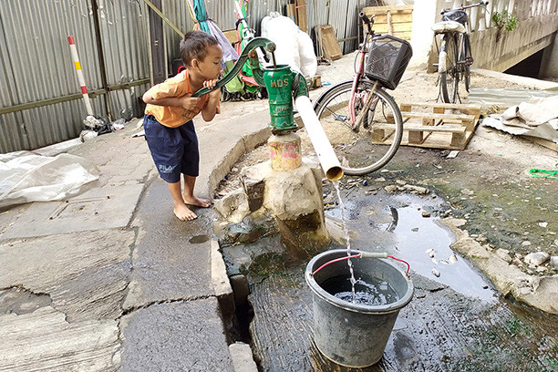PAM Jaya aims to reach 100 percent tap water coverage in Jakarta by 2030