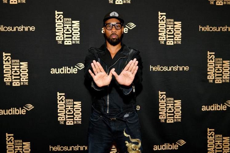 US rapper RZA freezes out racist ice cream truck jingle