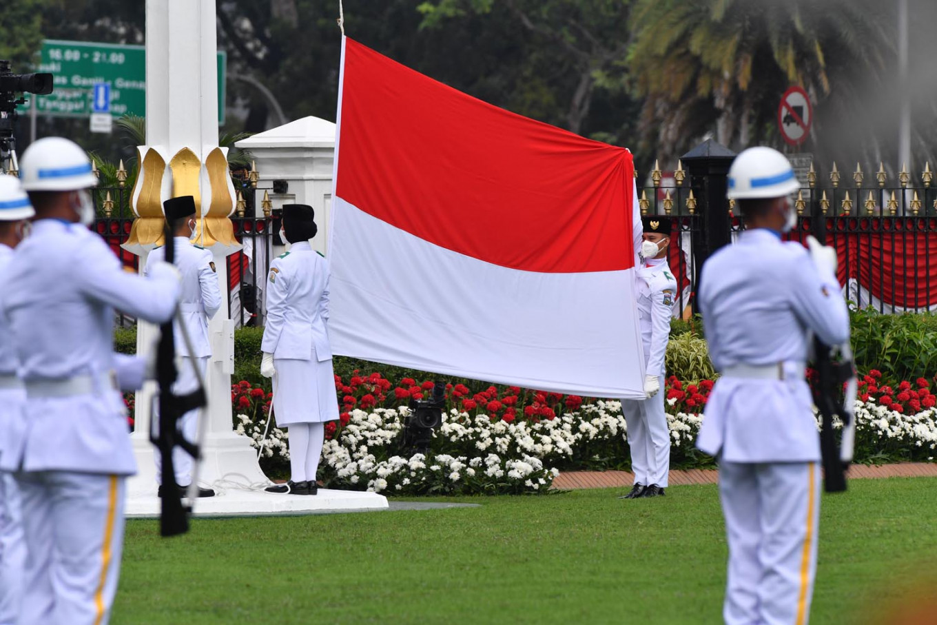 International leaders congratulate Indonesia on 75 years of independence