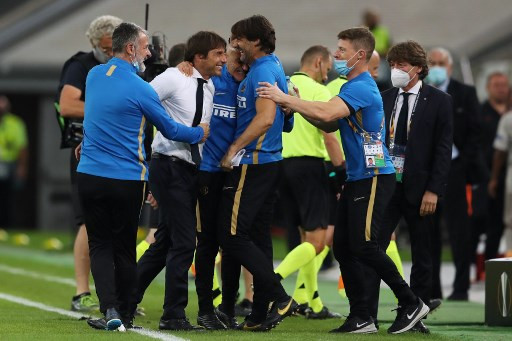 Inter braced for another roller-coaster ride with Conte