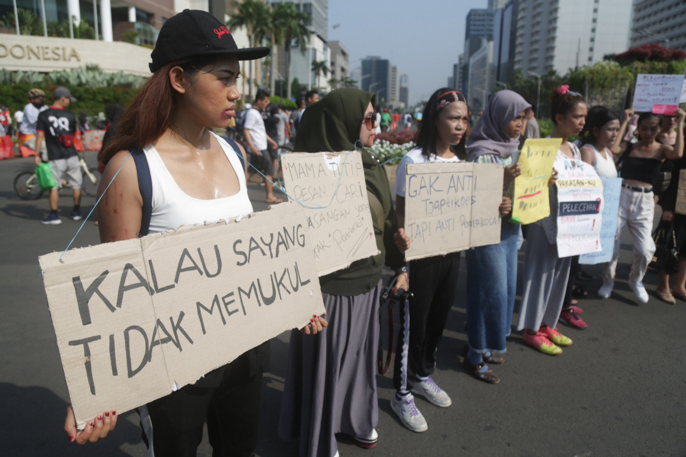 Finding Indonesia's everyday heroes and marking the week of International Women's Day