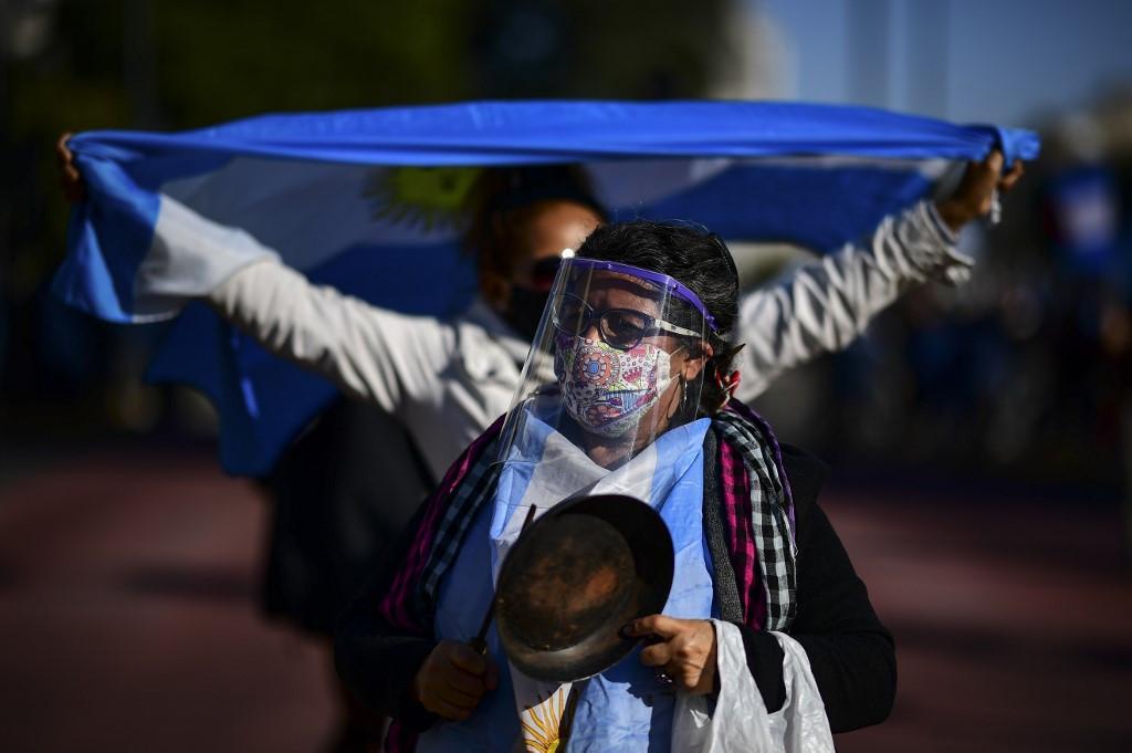 Argentina coronavirus death toll surpasses 10,000