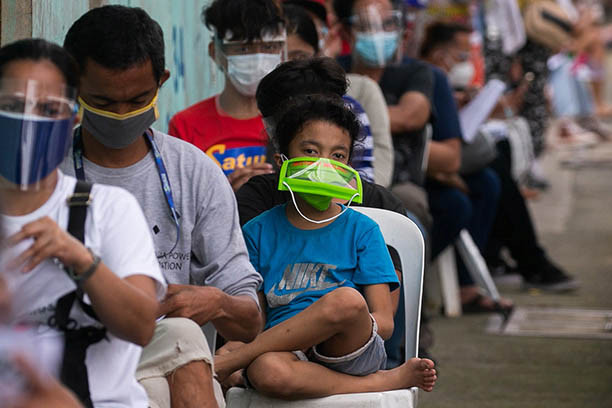 Philippines extends partial coronavirus curbs in Manila until Oct 31