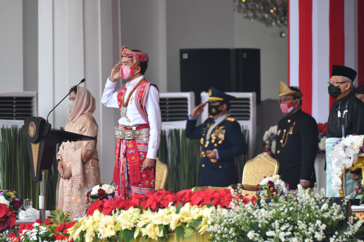We are not perfect: Moeldoko defends Jokowi-Ma'ruf's first year in office