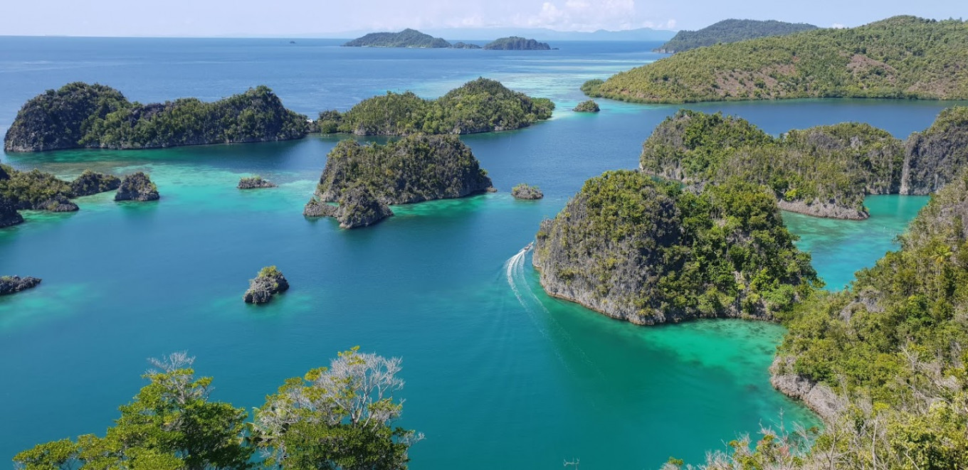 Private cruises resume in Indonesian waters