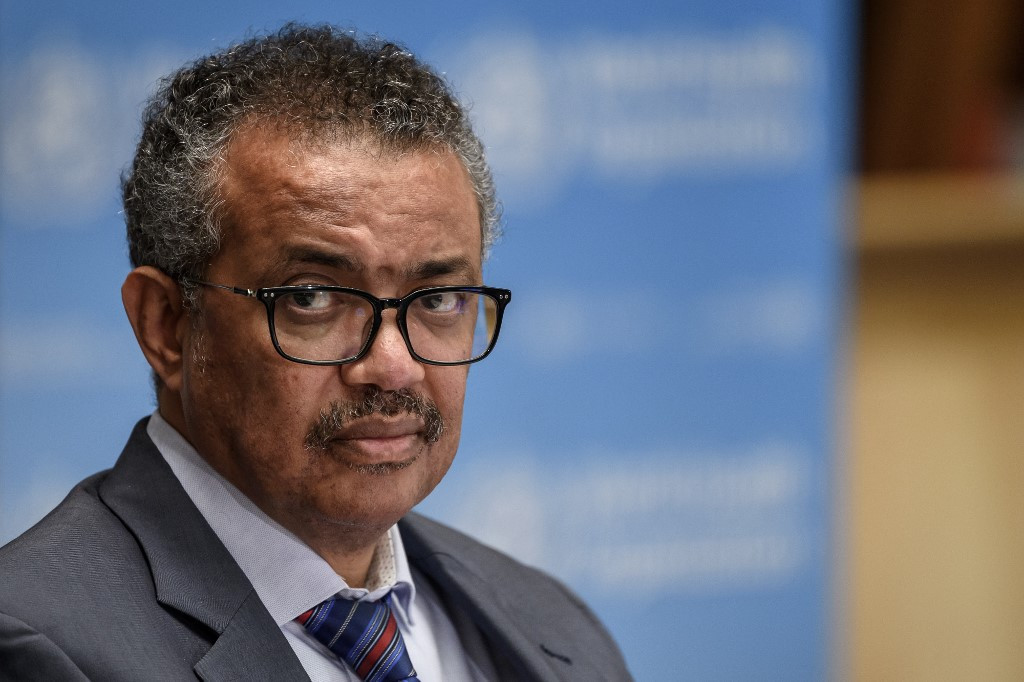 WHO chief denies Ethiopia's claims he backs dissident region