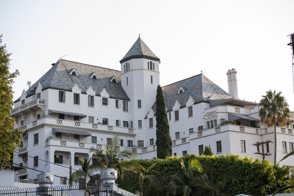 Hollywood's famed Chateau Marmont turns to 'hand-selected' members
