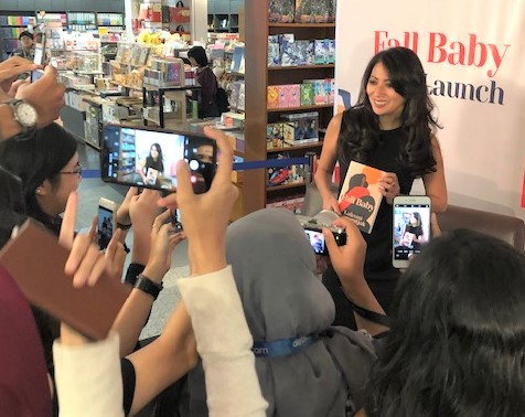 Laksmi Pamuntjak reflects on 'Fall Baby', her time in self-quarantine