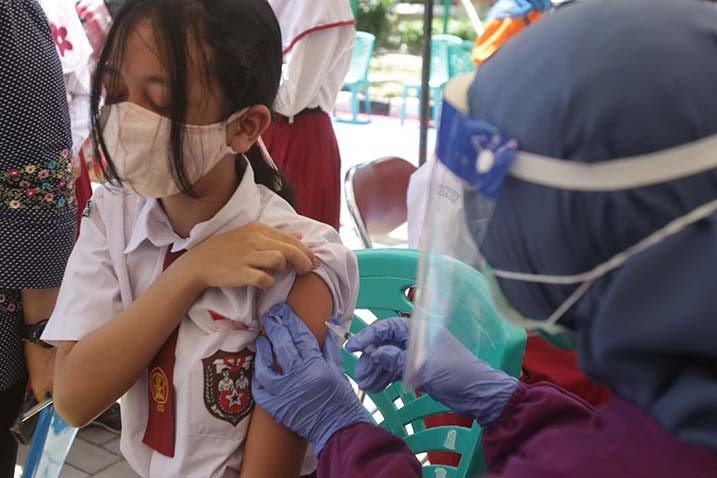 Let's get childhood immunization back on track