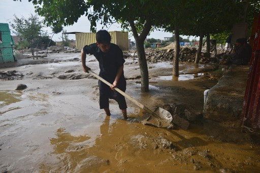 Flash floods kill at least 46 in Afghanistan