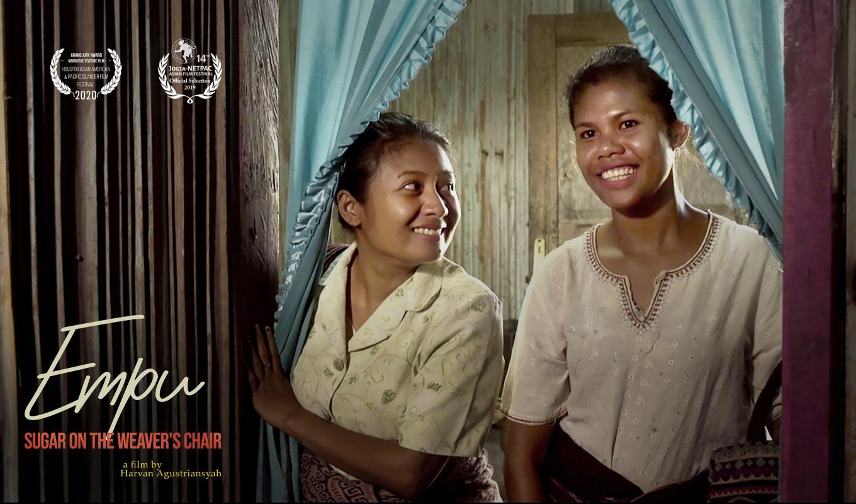 Harvan Agustriansyah tells stories, one short film at a time