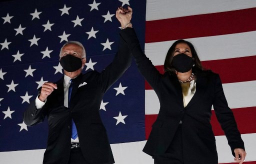Biden-Harris and global partnership to fight COVID-19
