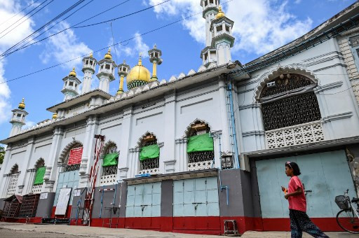 'I want to vote': Myanmar's Muslims, Hindus sidelined in election