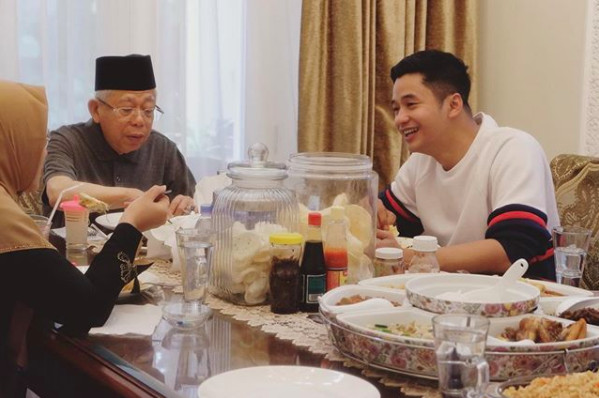 PDI-P recommends Ma'ruf Amin grandson as deputy regent candidate in West Java