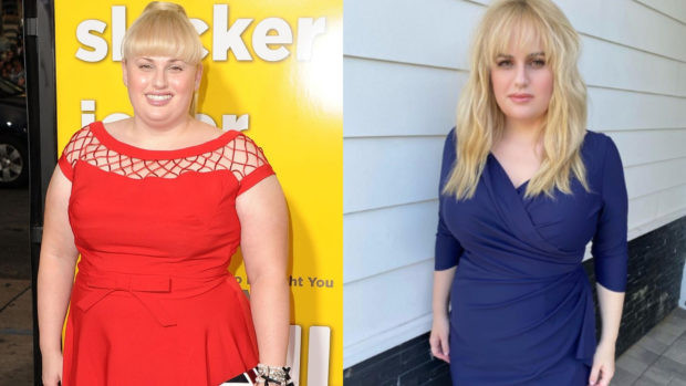 Rebel Wilson Says She S 8 Kilograms Away From Target Weight During Her Year Of Health Entertainment The Jakarta Post