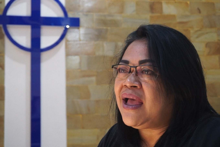 Merry Utami is a death row inmate who is being housed at Cilacap penitentiary in Central Java. She was spared the execution in 2016.