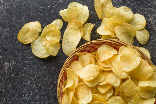 Should you think twice about picking a 'diet' pack of potato chips?