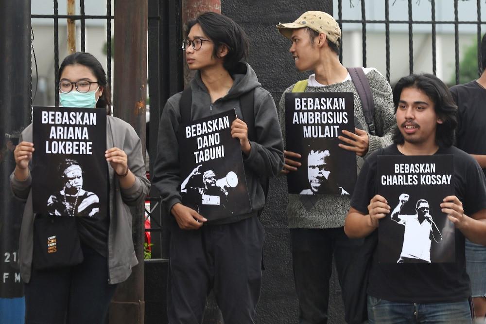 Watchdogs demand transparent investigation, civil legal procedures on Intan Jaya shooting