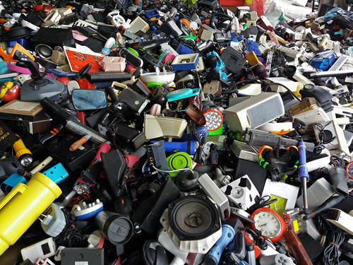 E-waste a major challenge for the planet