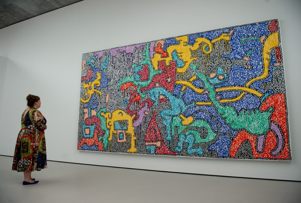 Sotheby's puts the spotlight on the personal collection of Keith Haring