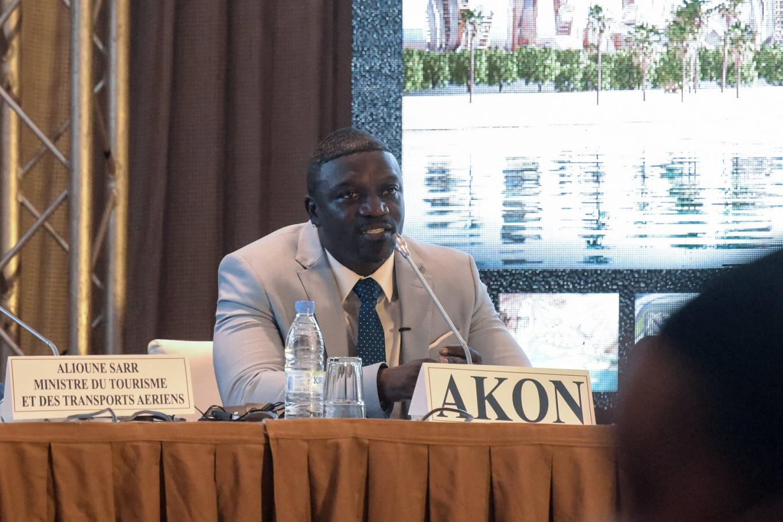 'Home back home': Rapper Akon plans $6 billion city in Senegal homeland