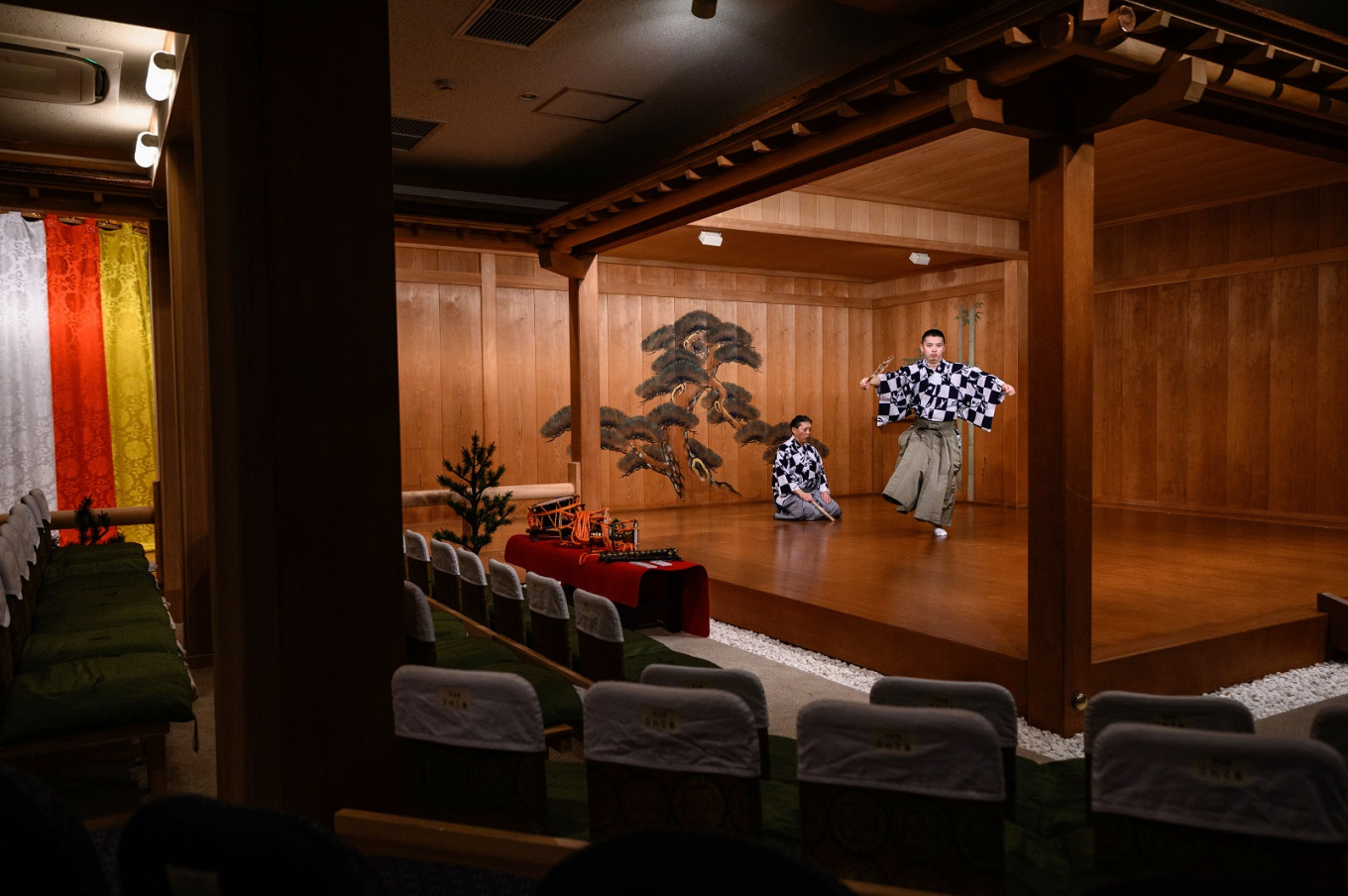 Can Japan's ancient Noh theater survive coronavirus?