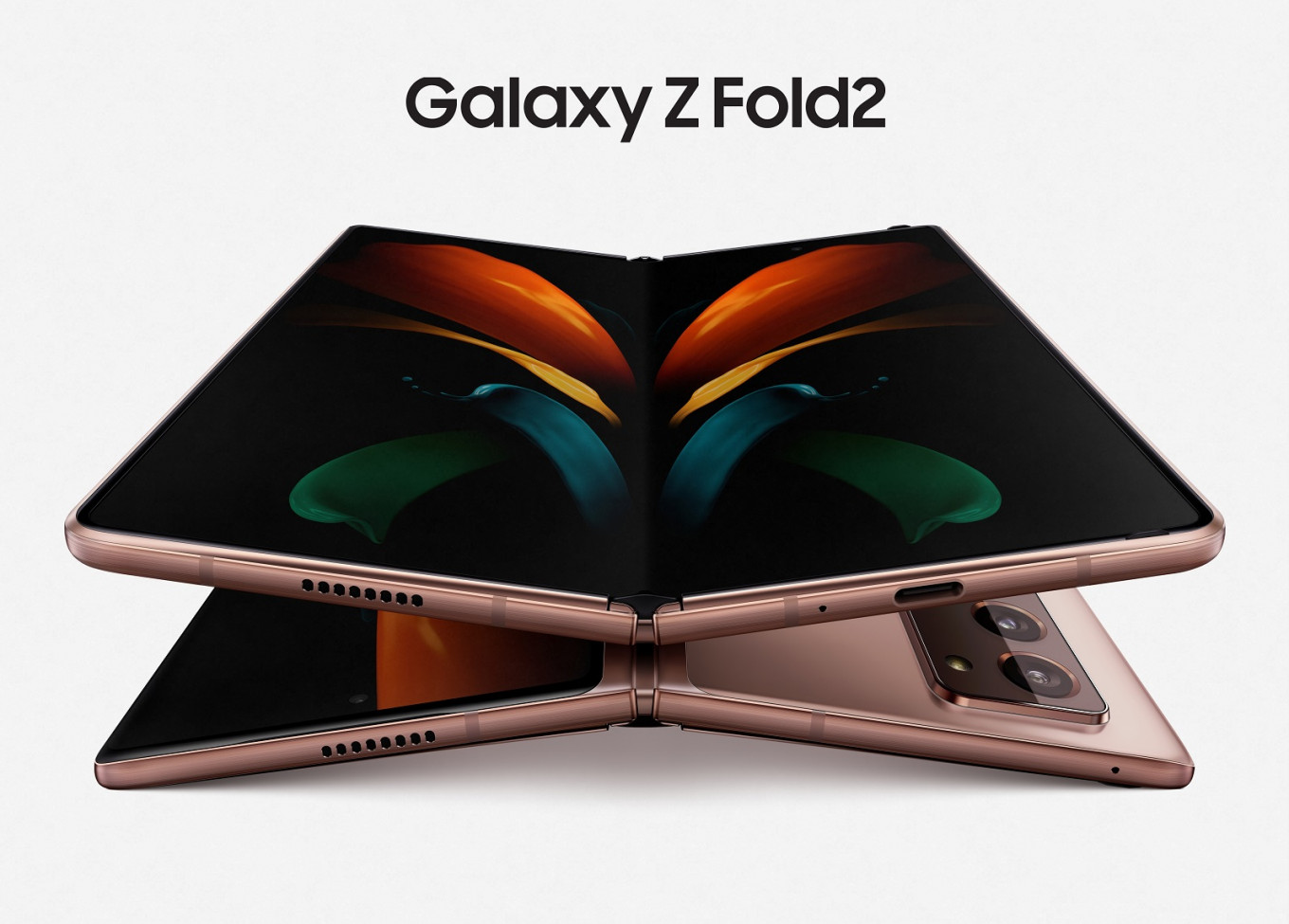 Samsung globally launches Galaxy Z Fold 2