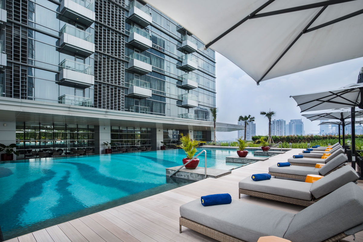 Ascott Kuningan - upscale serviced residence with modern home comforts