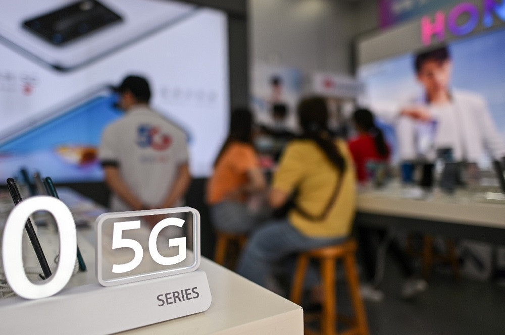 Sweden bans China's Huawei, ZTE from its 5G networks