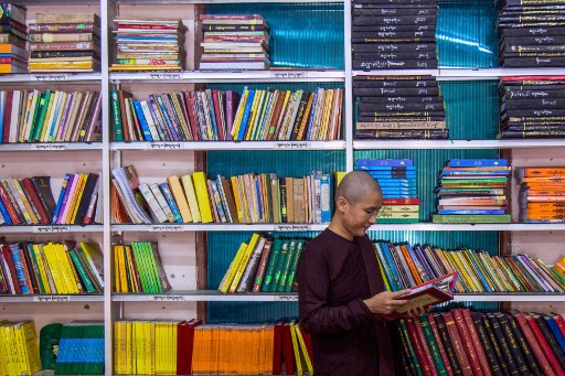 The Buddhist nun challenging misogyny in Myanmar