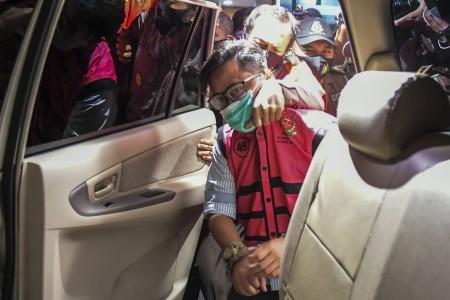 AGO names new suspect in prosecutor Pinangki's bribery case