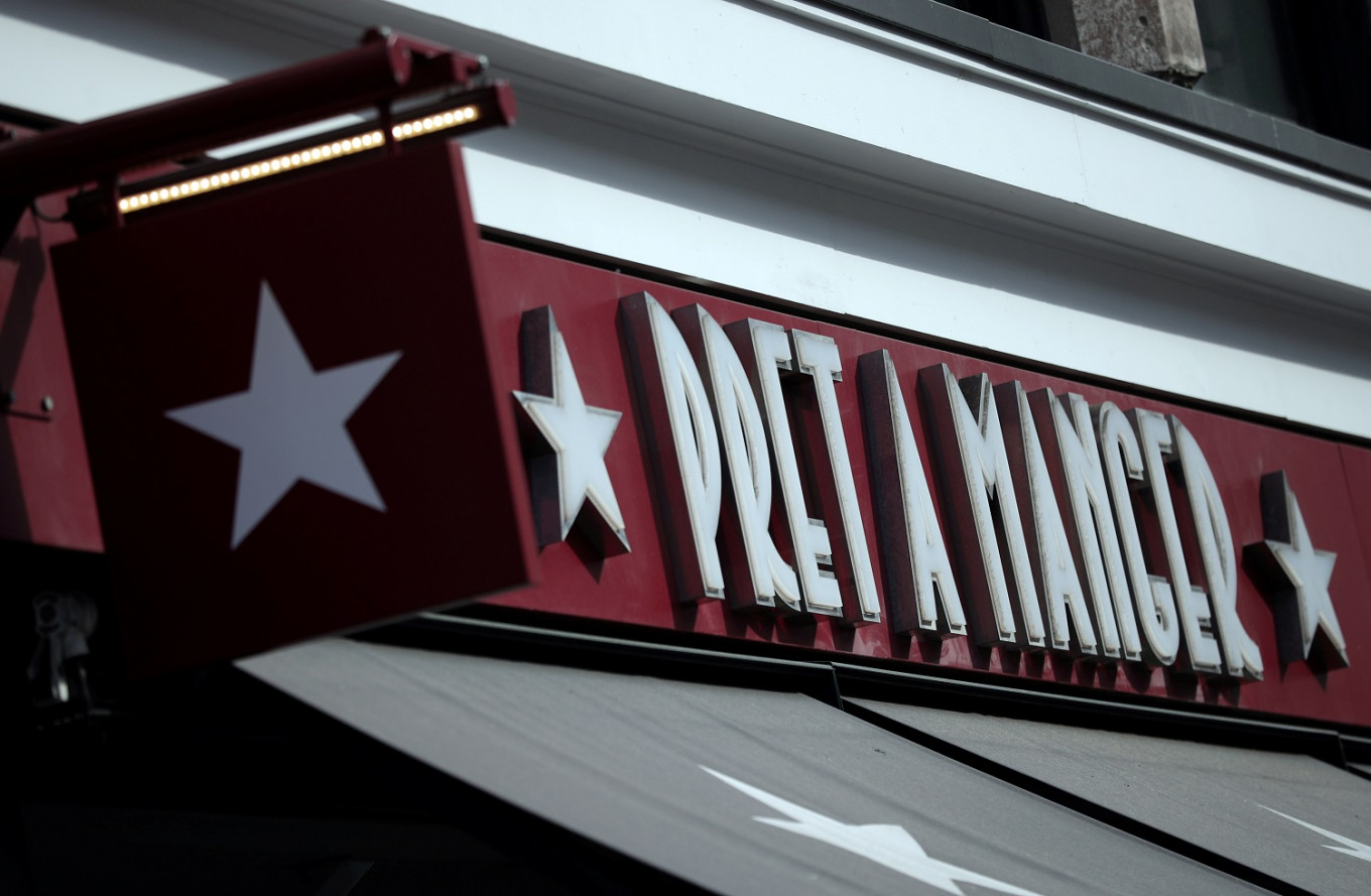 Pret A Manger launches monthly subscription service after Covid sales slump