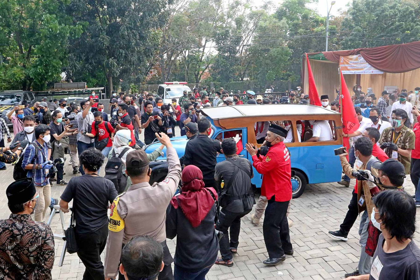 NU, Muhammadiyah call for postponement of regional elections over COVID-19 concerns