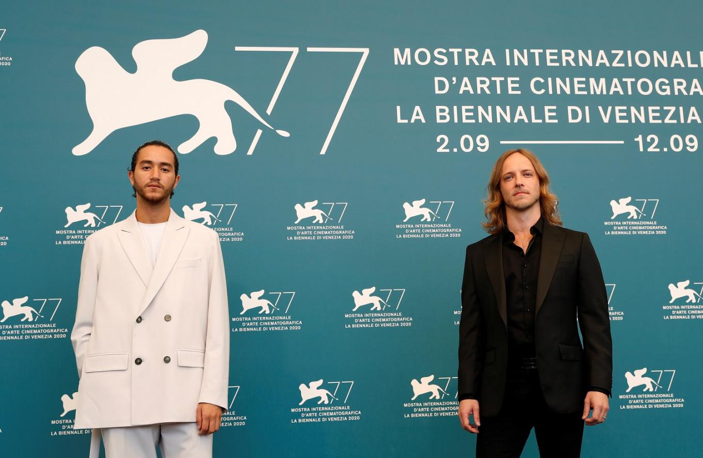 Australian filmmaker braves double COVID quarantine for Venice festival