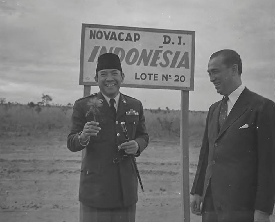 Brazil-Indonesia: 67 years of friendship