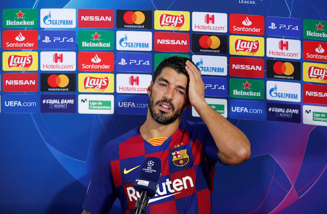 Luis Suarez agrees deal with Juventus