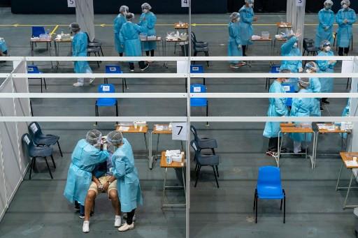 Hong Kong eases some coronavirus curbs, allows gatherings of four