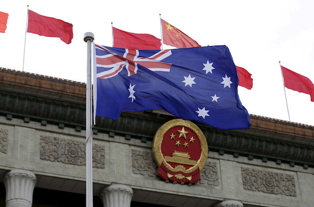 Sour China-Australia ties hit talks over LNG deal, says Woodside