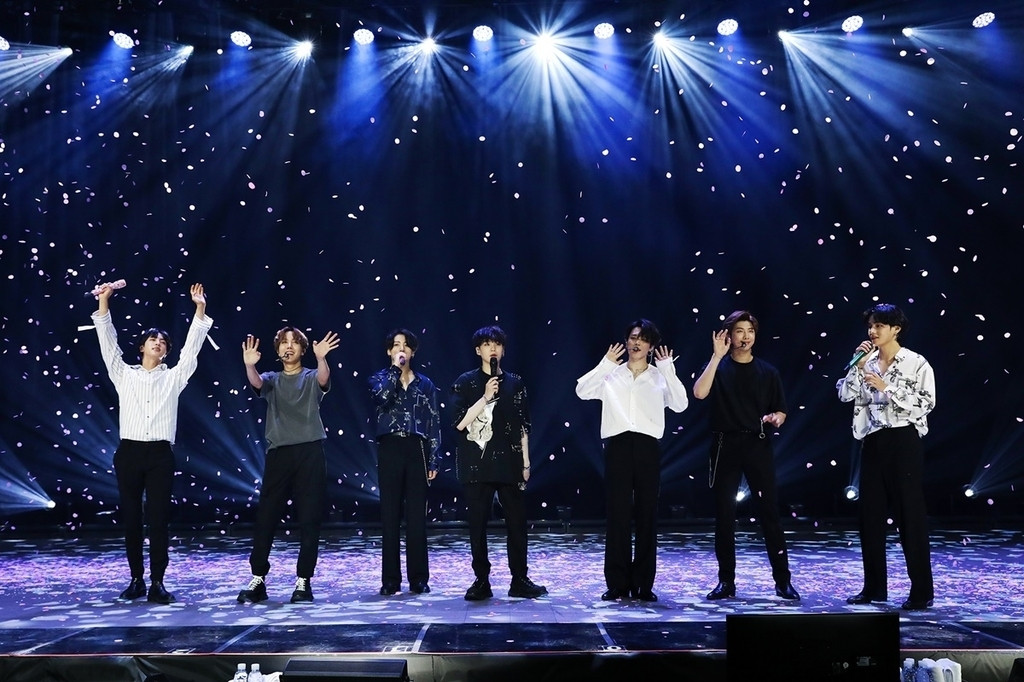 Market worth of K-pop superstar BTS in limelight as agency IPO nears