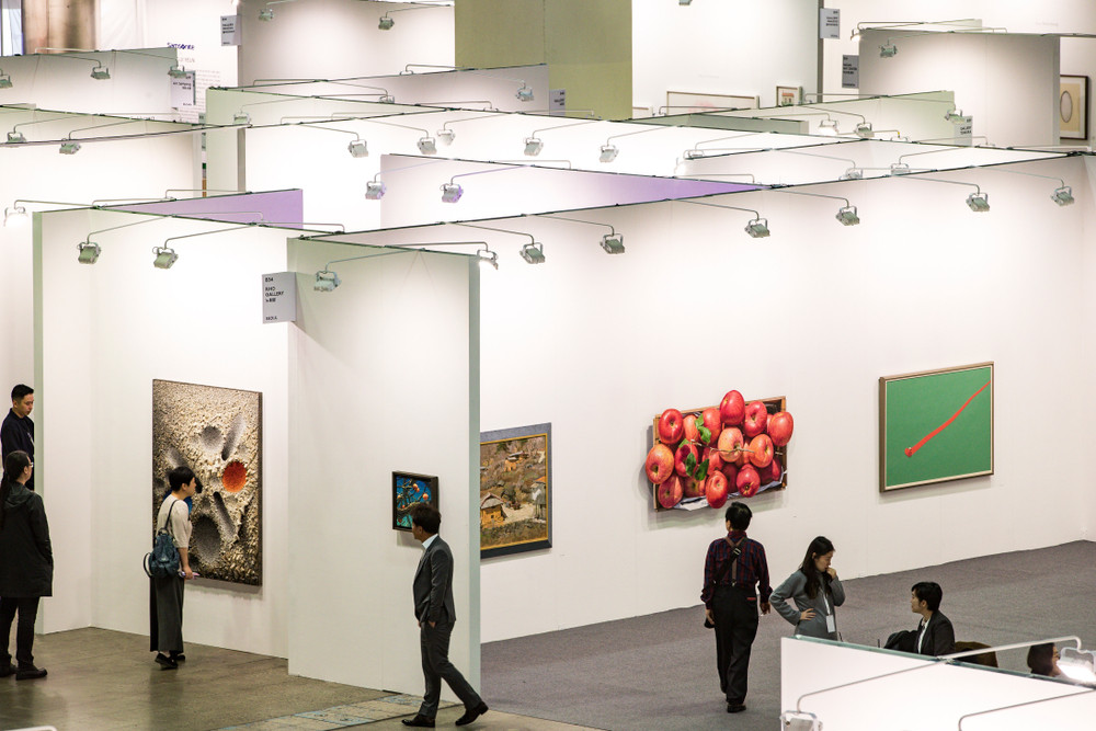 Korea's largest art fair to go online as pandemic continues