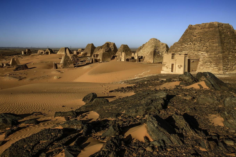 Sudan floods threaten ancient archaeological gem