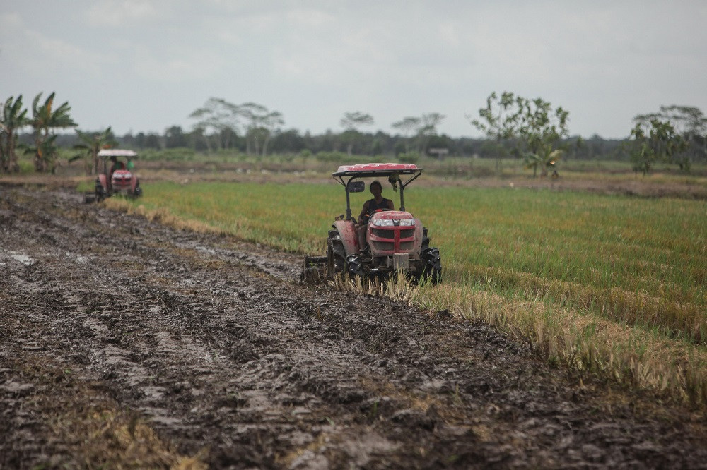 Agriculture companies ramp up use of technology