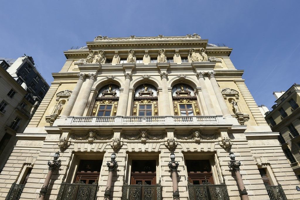 French culture ministry joins opera sex assault case