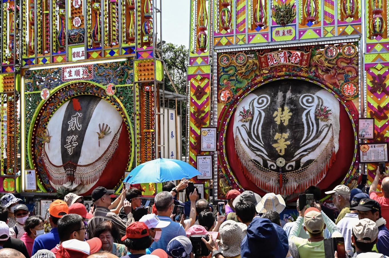 Taiwan's polarizing pig festival draws smaller sacrifices