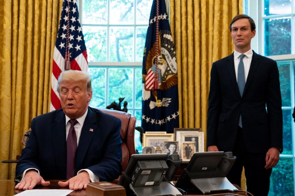Trump announces Bahrain, Israel peace deal - World - The Jakarta Post